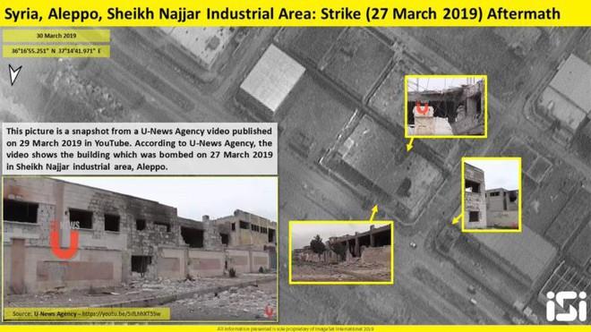 Tiêm kích F-35 tấn công Syria: Lộ diện sức công phá hủy diệt của bom lượn GBU-39 - Ảnh 2.