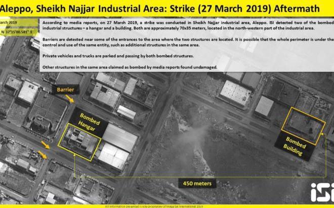 Tiêm kích F-35 tấn công Syria: Lộ diện sức công phá hủy diệt của bom lượn GBU-39
