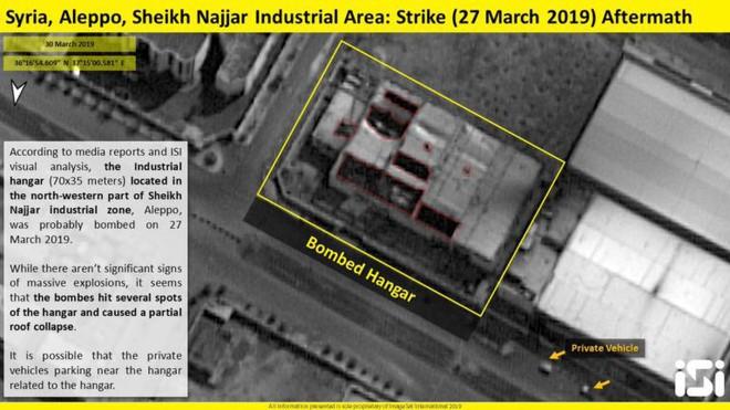 Tiêm kích F-35 tấn công Syria: Lộ diện sức công phá hủy diệt của bom lượn GBU-39 - Ảnh 4.