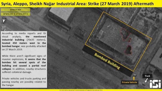 Tiêm kích F-35 tấn công Syria: Lộ diện sức công phá hủy diệt của bom lượn GBU-39 - Ảnh 5.