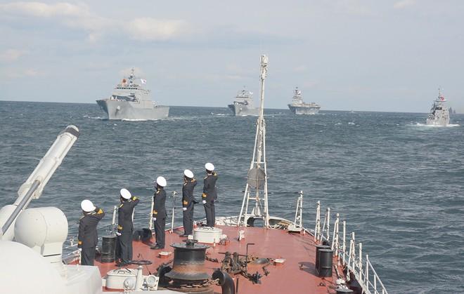 Tàu chiến hiện đại nhất HQ Việt Nam lập kỷ lục vượt 2 đại dương: Nga mừng 1, ta mừng 10 - Ảnh 1.