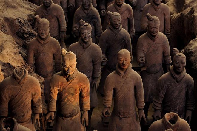 Bí ẩn lăng mộ Tần Thủy Hoàng: Phát hiện mới bác bỏ lầm tưởng vĩ đại suốt 4 thập kỷ - Ảnh 3.