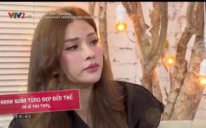 Lên truyền hình với gương mặt sưng vù, Thu Thủy gây tranh cãi nảy lửa trên mạng xã hội