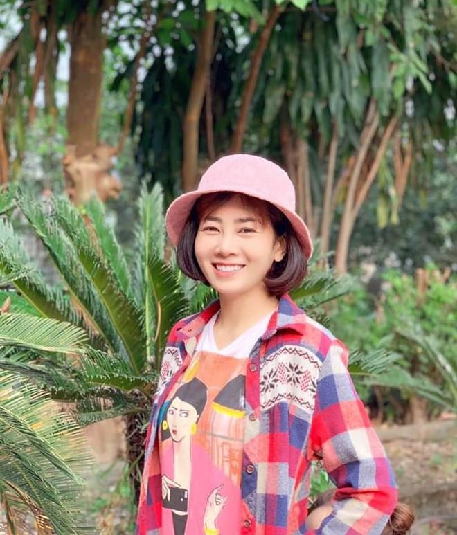 Sức khỏe hiện tại của Mai Phương sau nửa năm điều trị ung thư - Ảnh 8.