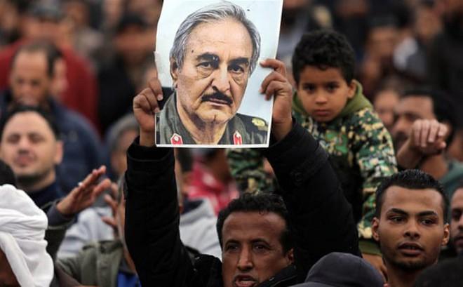 Libya lại đứng trước cuộc khủng hoảng chính trị và quân sự kể từ sau ông Gaddafi bị lật đổ