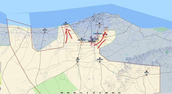 Thủ đô Libya nguy ngập, Mỹ khẩn cấp rút lui - Thương vong lớn, Liên hợp quốc ra yêu cầu đặc biệt - Ảnh 4.