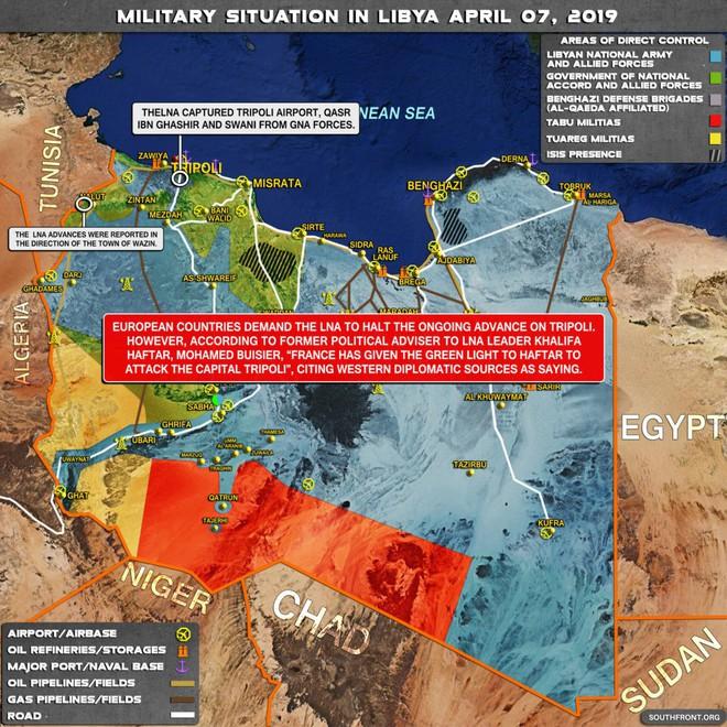 Thủ đô Libya nguy ngập, Mỹ khẩn cấp rút lui - Thương vong lớn, Liên hợp quốc ra yêu cầu đặc biệt - Ảnh 16.