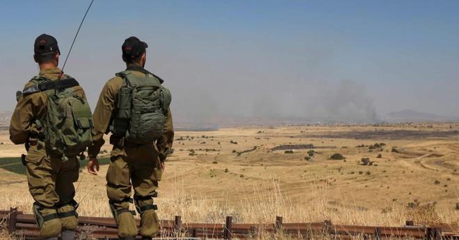 Chú chuột Israel và Gấu Mẹ Nga liệu có đụng độ vì Syria? - Ảnh 1.