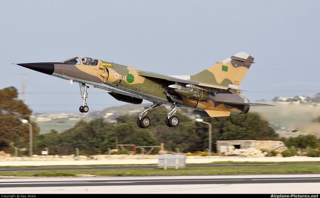 Tương quan sức mạnh 2 lực lượng không quân đang đối địch nhau ở Libya