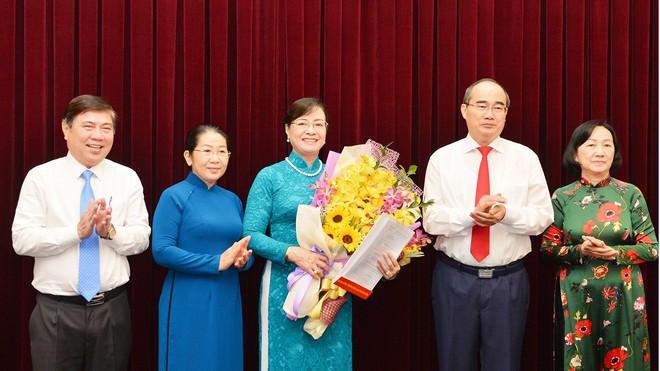 Đang họp bầu tân Chủ tịch HĐND TP HCM thay bà Nguyễn Thị Quyết Tâm - Ảnh 2.