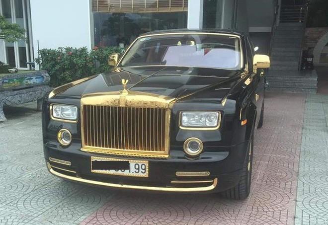 Phúc XO sắm mũ vàng đính kim cương trị giá 1,8 tỷ và thú chơi ngông của đại gia Việt - Ảnh 3.