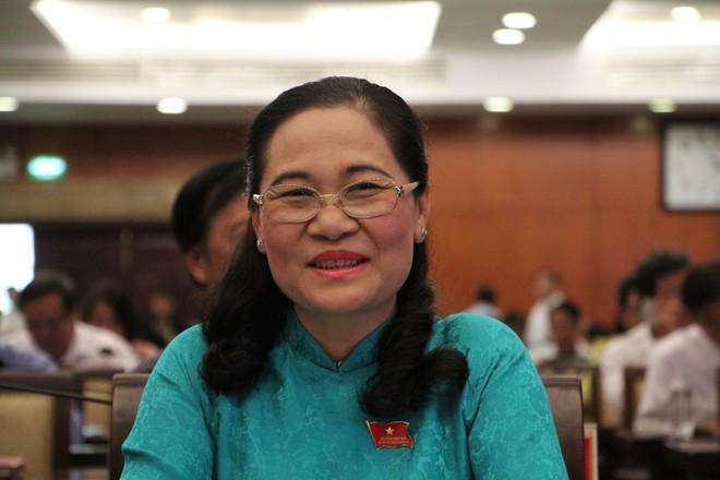 Bà Nguyễn Thị Lệ được bầu làm Chủ tịch HĐND TP.HCM - Ảnh 1.