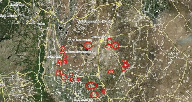 Cờ bí dí tốt: Nga-Syria đang chơi đòn dưới thắt lưng ở Idlib - Ảnh 6.