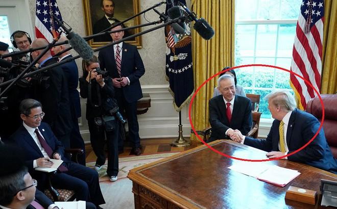 Chỉ là bức ảnh bình thường tại Nhà Trắng nhưng lại tiết lộ nhiều điều của quan hệ Trung-Mỹ