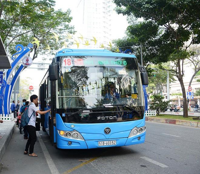 TP.HCM đề xuất tăng giá vé 51 tuyến buýt trợ giá - Ảnh 2.