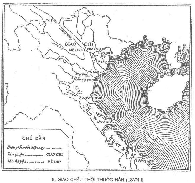 Âu Lạc suy vong, nước ta bị chia làm nhiều quận, bước vào đêm trường Bắc thuộc - Ảnh 1.