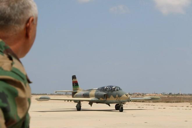 Tương quan sức mạnh 2 lực lượng không quân đang đối địch nhau ở Libya - Ảnh 3.