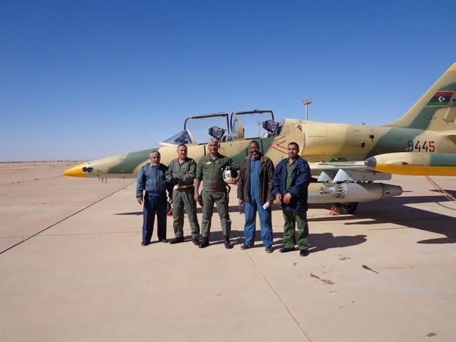 Tương quan sức mạnh 2 lực lượng không quân đang đối địch nhau ở Libya - Ảnh 4.