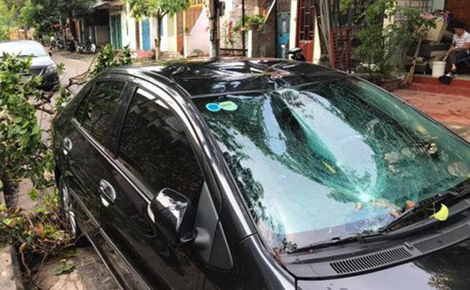 Lốc xoáy ở Lào Cai, hơn 70 nhà dân bị tốc mái