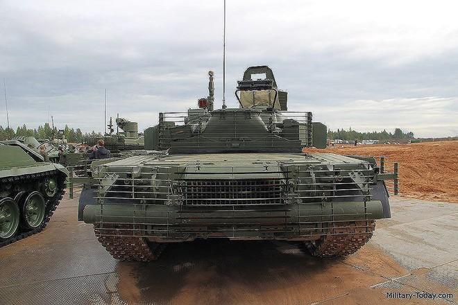 [ẢNH] Nhận liền lúc 120 siêu tăng cực mạnh, Nga gửi thông điệp rắn tới đối thủ - Ảnh 2.