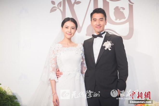 HOT: Sau 5 năm kết hôn, Dạ Hoa Triệu Hựu Đình vỡ oà hạnh phúc thông báo bà xã Cao Viên Viên đã mang thai - Ảnh 4.