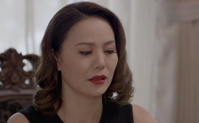"""""""Những cô gái trong thành phố"""" tập 31: Nữ đại gia rơi nước mắt nói chia tay Bình An"""