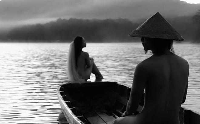 """Sự thật đằng sau bộ ảnh nude tại Đà Lạt đang bị dân mạng ném đá tơi tả: """"Chú rể"""" đưa ra ý tưởng vì lý do đặc biệt này"""