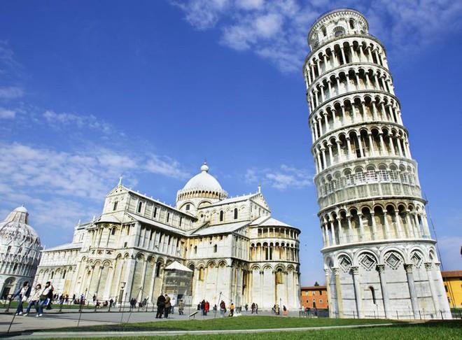 Tranh cãi Confetti: Rốt cục tháp Pisa thực sự nghiêng về hướng nào? - Ảnh 3.