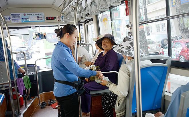 TP.HCM đề xuất tăng giá vé 51 tuyến buýt trợ giá