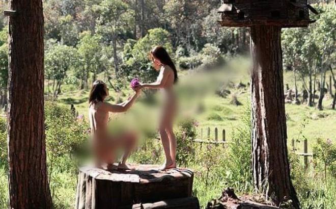 """Cặp tình nhân Hà Nội lên Đà Lạt chụp ảnh nude trần tình sau khi bị ném đá """"bôi bẩn Đà Lạt"""""""