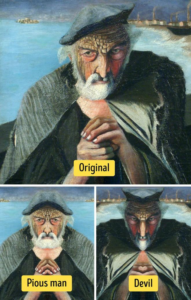 Mật mã ẩn trong tranh của Da Vinci: Hậu thế khó mà tưởng tượng được! - Ảnh 8.