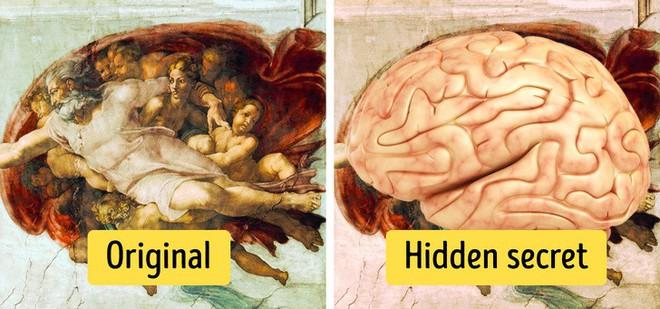 Mật mã ẩn trong tranh của Da Vinci: Hậu thế khó mà tưởng tượng được! - Ảnh 7.