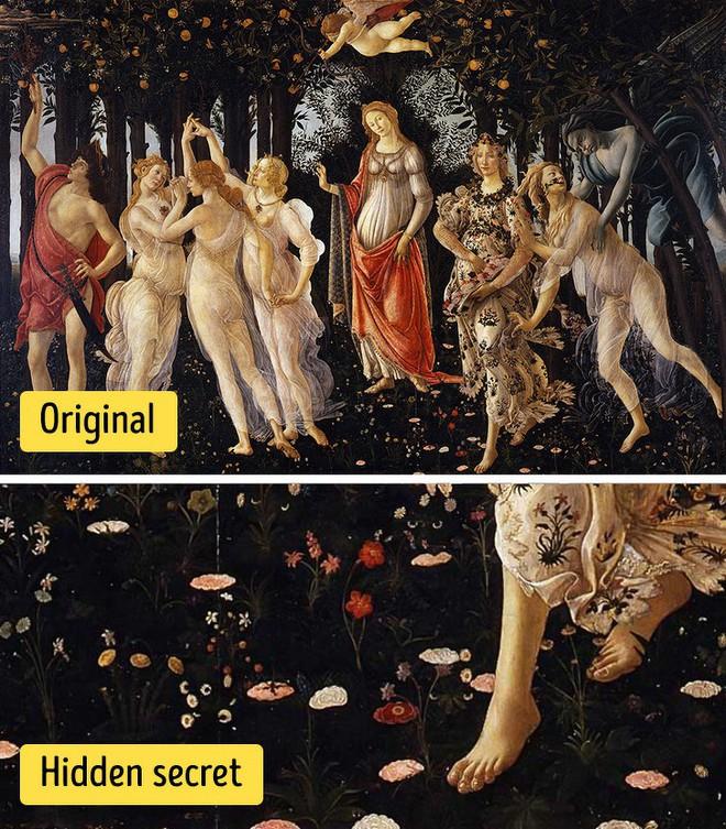 Mật mã ẩn trong tranh của Da Vinci: Hậu thế khó mà tưởng tượng được! - Ảnh 6.
