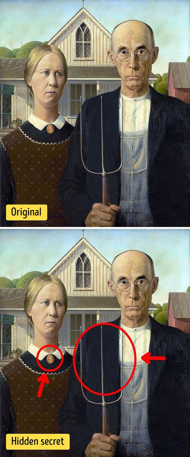 Mật mã ẩn trong tranh của Da Vinci: Hậu thế khó mà tưởng tượng được! - Ảnh 4.