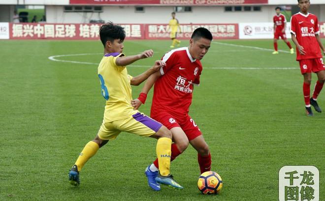 TRỰC TIẾP Giải U17 Quốc tế: U17 Hà Nội FC vs U17 Banfield (Argentina)
