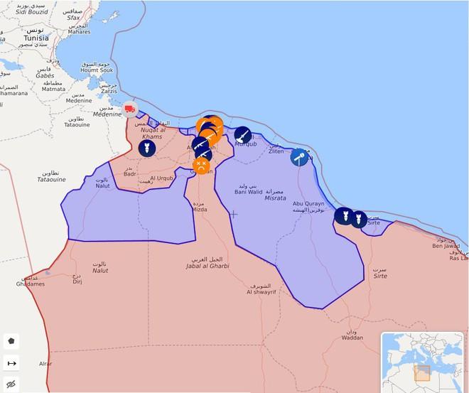 Chiến sự ác liệt ở Libya - Không quân 2 bên đánh tổng lực - Ảnh 10.