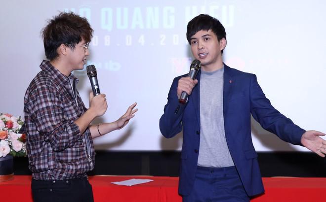 Hồ Quang Hiếu: Khi sự nghiệp thành công mới quen Bảo Anh, nên không có kỷ niệm, cột mốc nào hợp để nhắc