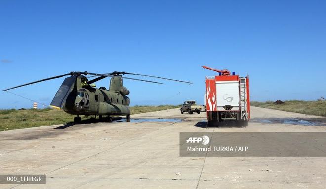 Chiến sự ác liệt ở Libya - Không quân 2 bên đánh tổng lực - Ảnh 11.