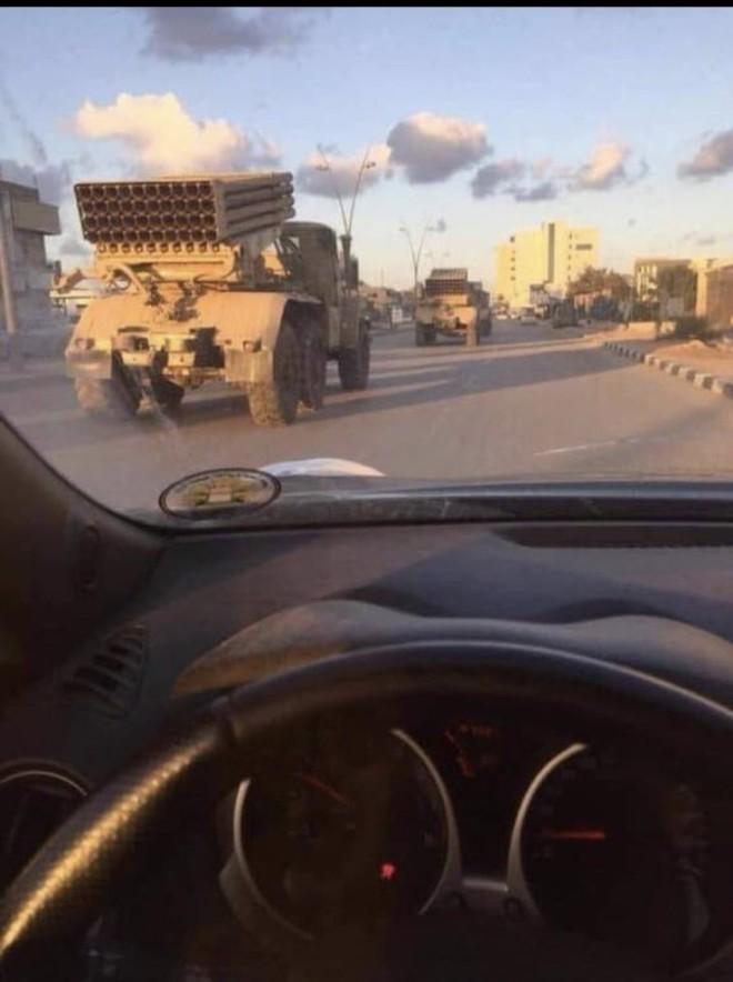 Chiến sự ác liệt ở Libya - Không quân 2 bên đánh tổng lực - Ảnh 9.