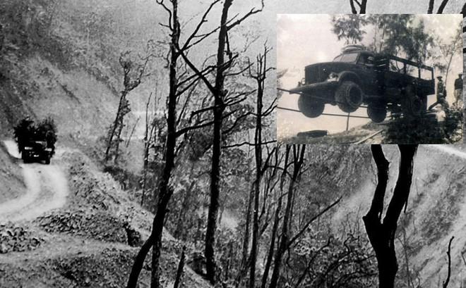 """Những bài học chiến trường đối với """"lính cậu"""" ở BTL Tăng Thiết giáp: Đít xe lao xuống trước, ra sát mép vực"""
