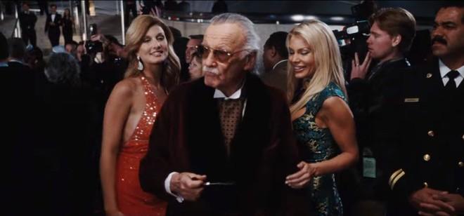 7 nhân vật có thật từng xuất hiện trong Vũ trụ điện ảnh Marvel - Đánh giá phim - Ảnh 1.