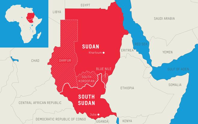 Châu Phi dồn dập bùng phát xung đột: Kịch bản Mùa xuân Ả Rập sắp lặp lại ở Sudan? - Ảnh 1.