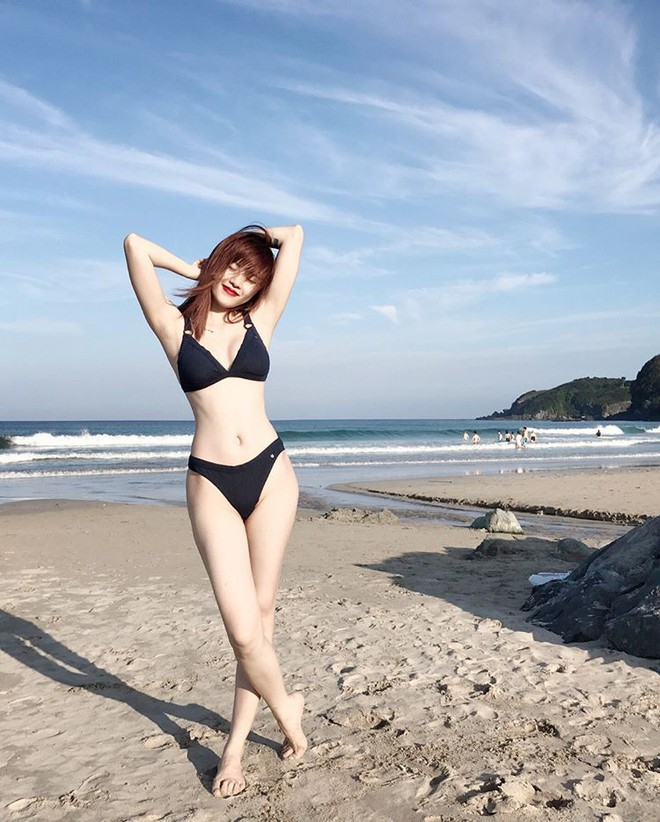 """So kè nhan sắc """"Bạn gái tin đồn"""" của Sơn Tùng M-TP và Trịnh Thăng Bình: Ai xinh đẹp, nóng bỏng hơn? - Ảnh 10."""