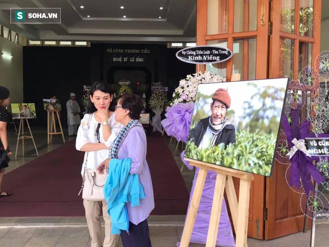 [CẬP NHẬT] Xúc động khi nghe con gái cố nghệ sĩ Lê Bình nói về khoản tiền chữa bệnh còn dư - Ảnh 8.
