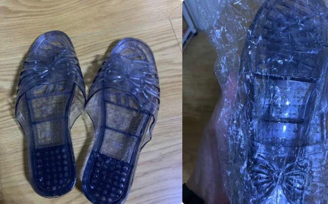 """Được bạn trai tặng """"đôi giày pha lê"""", cô gái từ háo hức thành thất vọng sau khi mở quà"""