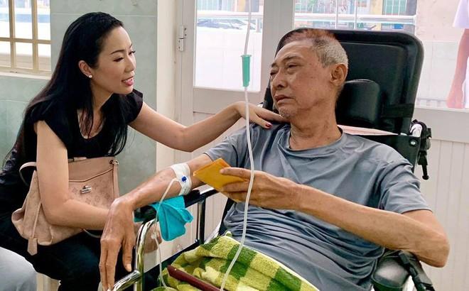 """Xót xa lời dặn của Lê Bình trước lúc qua đời: """"Đừng như anh, tiền tỉ giờ cũng như đống rác"""""""