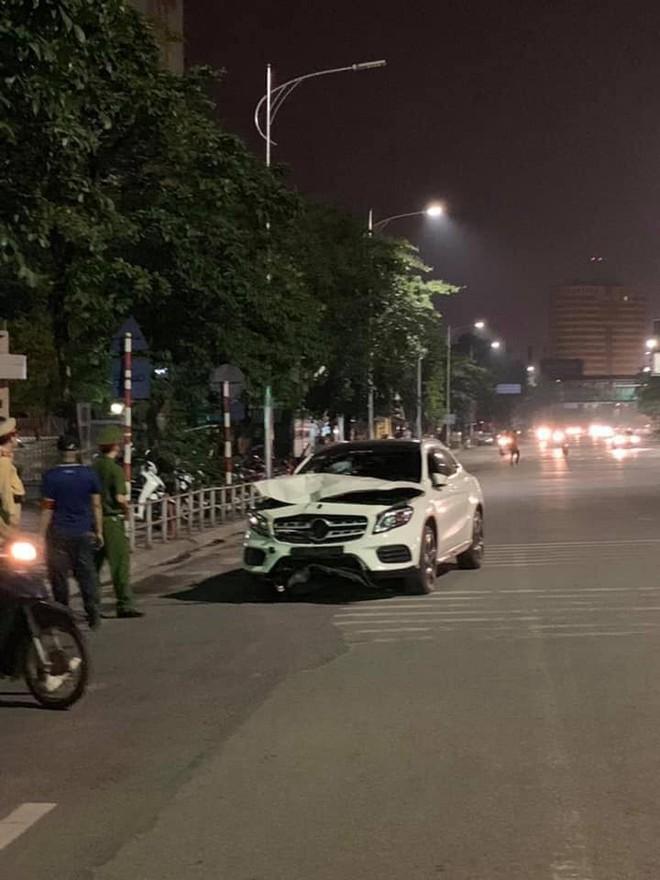Danh tính tài xế Mercedes gây tai nạn trong hầm Kim Liên làm 2 phụ nữ tử vong rồi bỏ chạy - Ảnh 1.