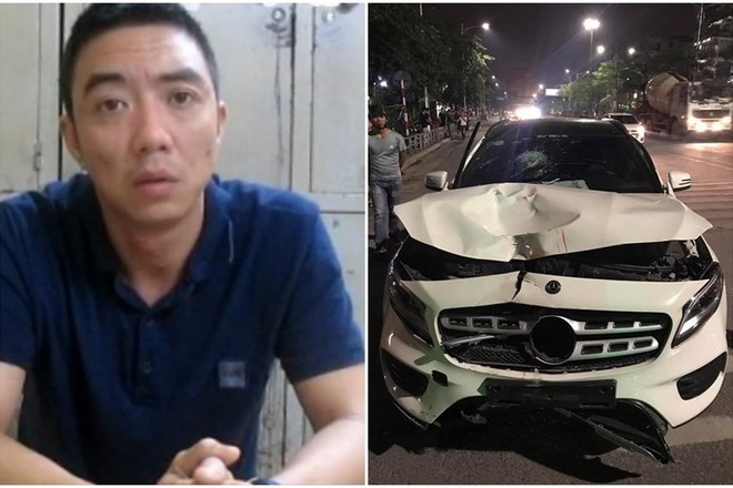 Nạn nhân bị tài xế Mercedes tông chết ở hầm Kim Liên là cô giáo dạy giỏi nhiều năm - Ảnh 1.