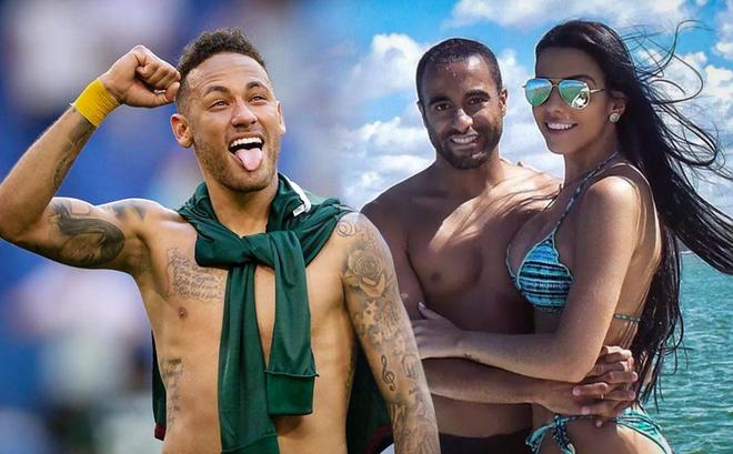 """Vợ người hùng Champions League suýt """"tàn đời hoa"""" dưới tay chơi Neymar"""