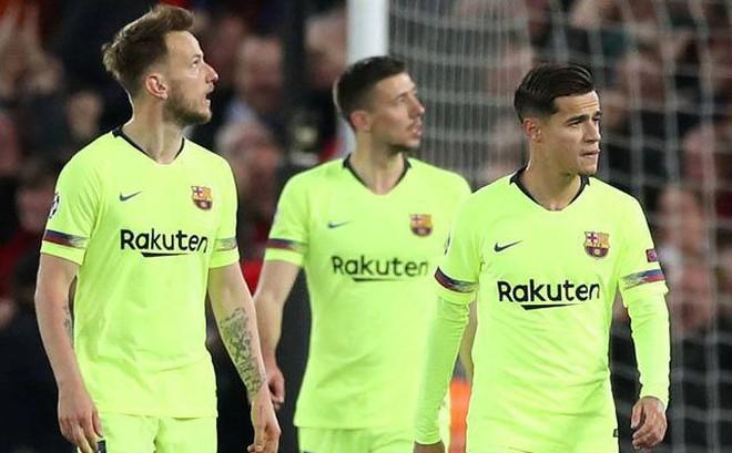 Thất bại cay đắng ở Champions League, Barca mạnh tay thanh lọc đội hình